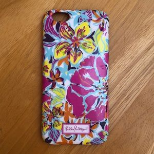 iPhone 6 Lilly Pulitzer Phone Case